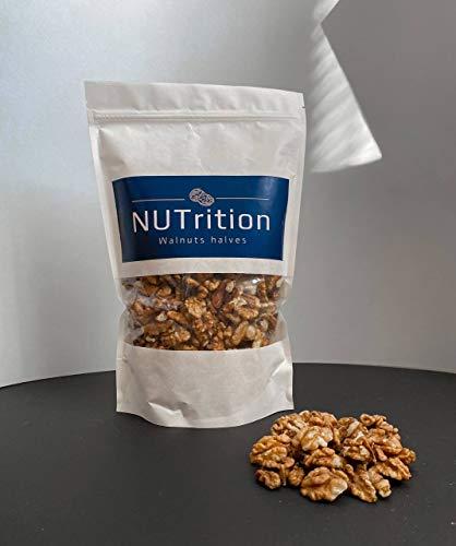 NUTrition Walnüsse Premium Halbe Kerne ohne Schale | 1000 g
