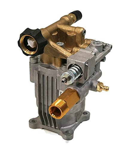 """Himore New 3000 psi Pressure Washer Pump for Karcher K2400HH G2400HH Honda GC160 3/4"""" by The ROP Shop"""