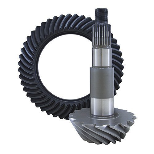 Yukon Gear & Axle (YG NM226-336) Ring & Pinion Set for Nissan Titan Rear Differential, Nissan M226 in 3.36 Ratio