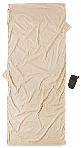 Cocoon Anti-M�cken Baumwollschlafsack Insect Shield Line Travel Sheet - Egyptian Cotton
