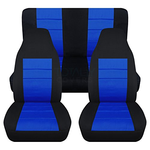 Totally Covers Compatible with 1997-2006 Jeep...