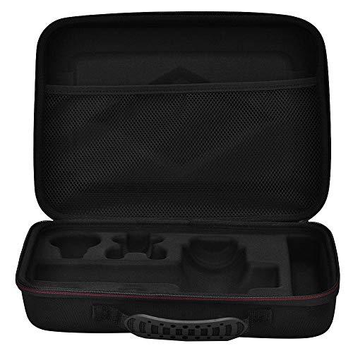 EVA-waterdichte draagtas, waterdichte organizer-oppervlaktentas draagbare handtas met koffer krasbestendig anti-schok voor handmassageapparaat