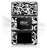 DeinDesign Skin kompatibel mit Nintendo DSi XL Aufkleber Sticker Folie Panda Graffiti BAER