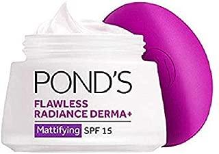 Pond's Flawless White Radiance Derma+ Mattifying Day Cream SPF 15 PA++ - 50g