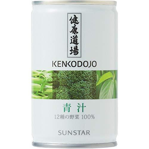 サンスター 健康道場 青汁 160g缶×30本入