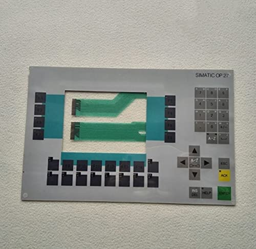 Davitu Remote Controls - 67% OFF of fixed price Keypad OP27 Max 87% OFF 6AV3627-6LK00-0AA0 Membrane