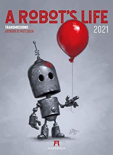[画像:A Robot's Life Kalender 2021]