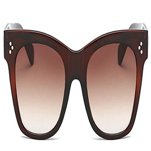 Sunglasses Übergroße Sonnenbrillen Frauen Sun Glasses Shades Goggles Tee