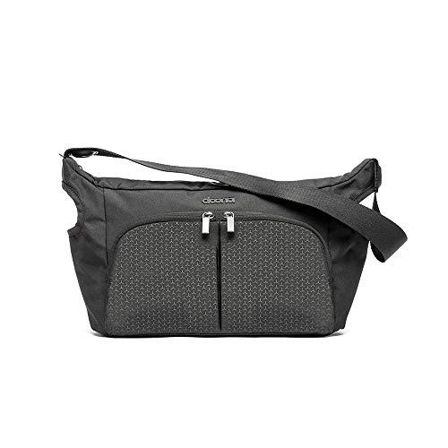 Doona Essentials Tasche - Wickeltasche für die Doona+ Babyschale - Nitro Black/schwarz