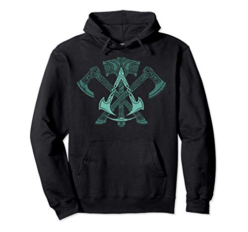 Assassin's Creed: Valhalla Axes Logo Pullover Hoodie
