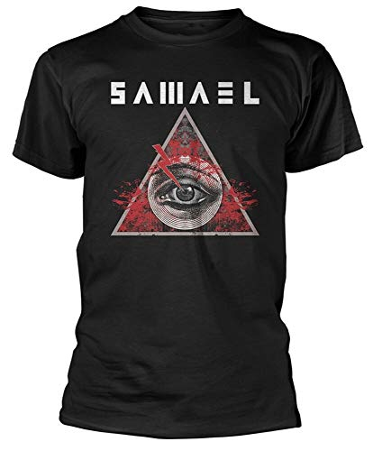 Samael 'Hegemony' T-Shirt New