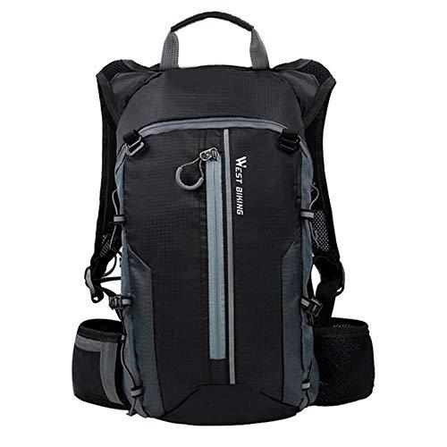 10l lightweight bike backpack breathable