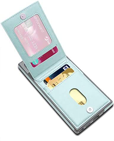 Galaxy Note 10 Plus Case Galaxy Note 10 Plus Card Holder Case LakiBeibi Premium Leather Folio product image