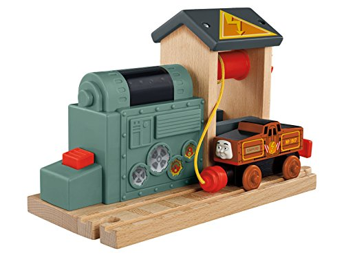 Thomas & Friends Wooden Railway, Battery Charging Station - Battery Operated