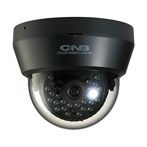 Security Camera Indoor Wired 960H Analog IR Dome Camera 700 TVL 3.6mm...
