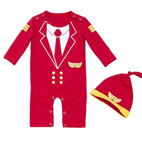 Anguang Beb Chicas Tut Mameluco Conjuntos Camo Impreso Halloween Disfraz con Gorra Lujoso Vestir Estilo 1 59