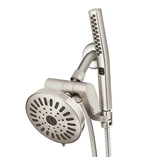 Waterpik Body Wand Spa Shower System with Anywhere Bracket (Spa + Salon)