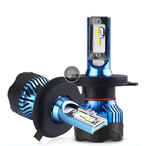 GCS Gcsheng H4 LED Faro para La Bombilla Super Super LED para La Bombilla De La Luz del Automóvil H1 H3 H7 LED H11 9005 9006 HB3 HB4 12000lm 12V Lámparas De Diodo