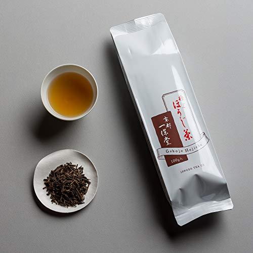 一保堂茶舗極上ほうじ茶200g袋