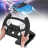 Fbewan Staffa per Volante Da Gioco per Playstation 5 DualSense Controller per Giochi Da Corsa PS5 Controller per Maniglie Professionali Accessori Di Gioco