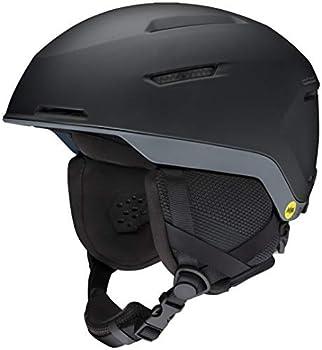 Smith Men s Altus MIPS Snow Helmet Matte Black/Charcoal M