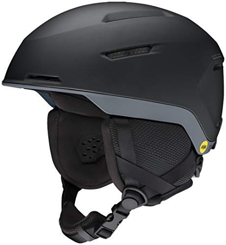 Smith Men's Altus MIPS Snow Helmet Matte Black/Charcoal M