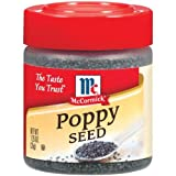 McCormick Poppy Seed (Pack of 2)