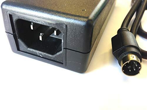 CARGADOR ESP Cargador Corriente 12V 5V 2A 6 Pin DIN Compatible con Reemplazo para aqprox! APPHDD01 SPP34-12.0/5.0-2000 Recambio Replacement