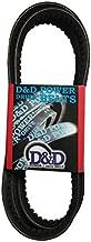 D&D PowerDrive P-BX56 PIRELLI Replacement Belt, BX, Rubber
