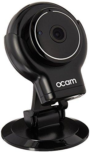 OCam+ S1 - Cámara de Seguridad inalámbrica para bebé, Monitor de bebé, cámara de vídeo y cámara de niñera, DVR, iPhone, iPad, iOS y Android