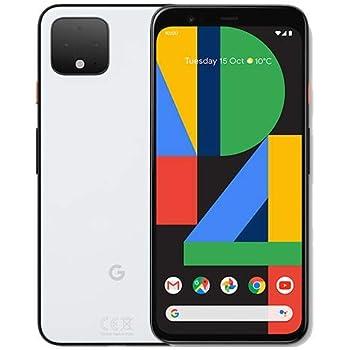 Google Pixel 4 XL G020P 128GB 6.3 pulgadas Android (solo GSM, sin CDMA) Desbloqueado en fábrica 4G/LTE Smartphone: Amazon.es: Electrónica