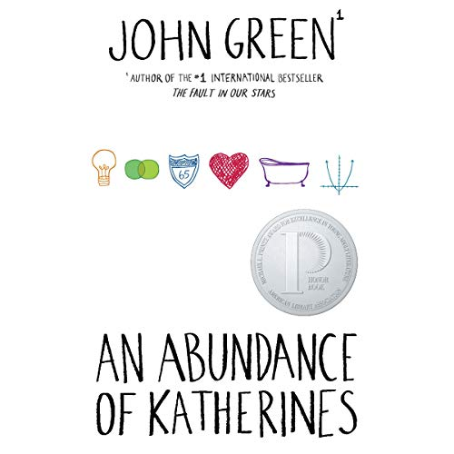 An Abundance of Katherines cover art