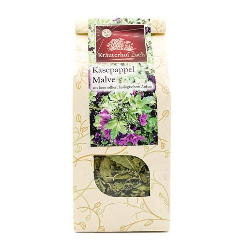 Bio Tee Käsepappel (Blaue Malve) lose aus Malvenblüten aus AT, Kräutertee Veganer 50g
