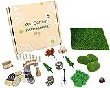 Accessoires Jardin Zen, Miniatures de Jardin de Fée, Décorations de Bac à Sable, Miniatures de Jardin Zen, Accessoires de Jardin de Fée, Figurines de Jardin de Fée, Terrarium Accessoires