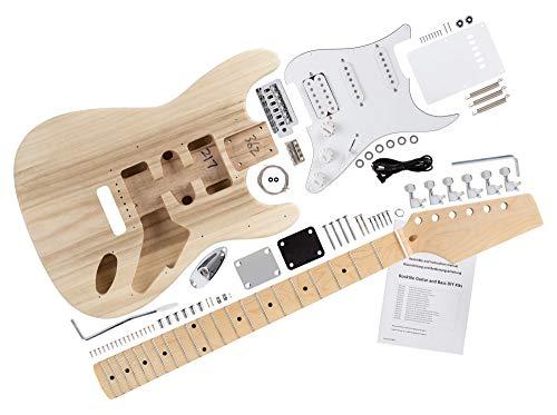 Rocktile DIY PST Bausatz E-Gitarre -