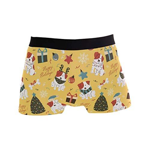 Herren Boxershort Boxer Cartoon Hunde Männer Unterhosen Unterwäsche,9,XL