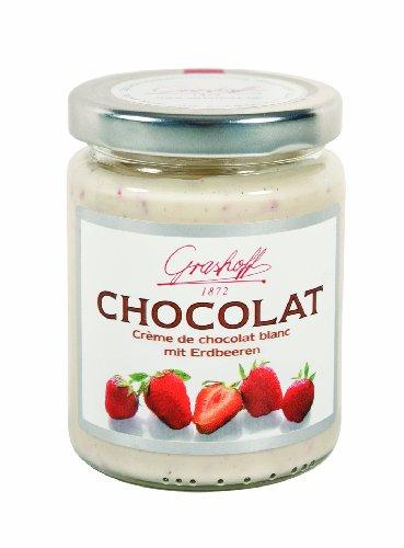 Grashoff - Crema de chocolate blanco y fresas
