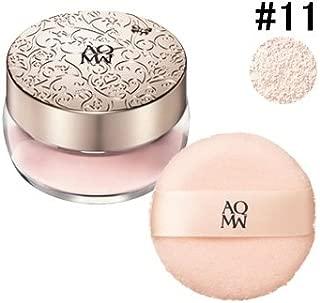 Cosme Decorte AQMW Face Powder (Color 11) 20g Japan
