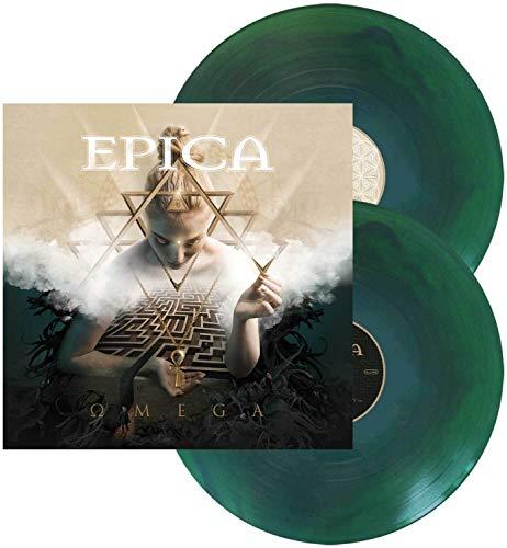 Omega (Blue/Green Swirl Vinyl) [Disco de Vinil]