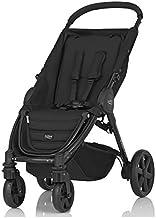 Britax-Romer 2000023122 B-Agile 4 Plus Kinderwagen mit 4 Rädern, Cosmos Black