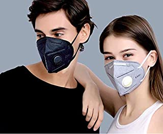 Xtore Anti Pollution Mask | Advanced inbuilt 5 layer filter | Premium Quality - (Pack of 1)