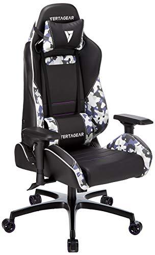 Vertagear gaming chair, Black/Camo