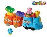 VTech Train du Zoo + 2 Zoomizooz, Couleur (3480-516522), Couleur/modèle Assorti