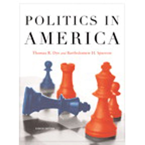 VangoNotes for Politics in America audiobook cover art