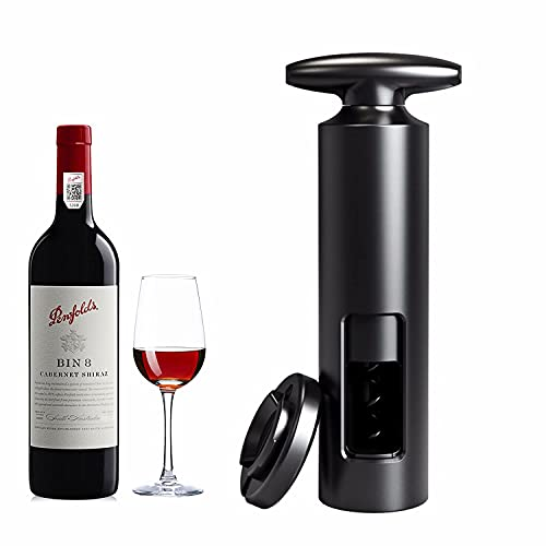 JiangLin Cavatappi per Vino, Apribottiglie Vino Professionale, Nuovo Vino Facile antipasto Manuale apribottiglie Cucina Strumenti Vino Set