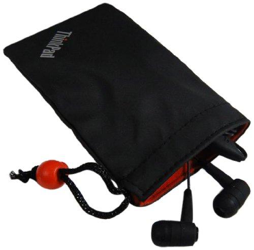 Lenovo ThinkPad Binaural Wired Headphones with Mini-Phone, Black (57Y4488)