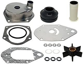 COMPLETE WATER PUMP KIT | GLM Part Number: 12124; Mercury Part Number: 46-812966A12