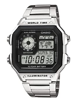 Casio Collection Men s Watch AE-1200WHD-1AVEF