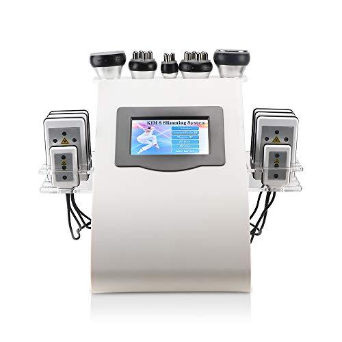 6 in 1 Ultraschall Cavitation RF Cellulite Entfernen Schönheits Maschine Für Schlankheits Und Hautstraffung