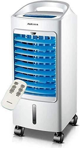 Thuis Bladloze Fan Mobiele airco draagbare luchtkoeler mini luchtbevochtiger desktop luchtreiniger huishoudelijke energiebesparende koelventilator XIUYU